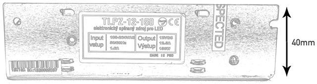 Ledko LED Kronleuchter Aufhängen 3 Eckige LEDKO/00464