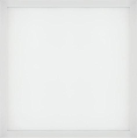 Weißes LED Einbaupanel 600 x 600mm 36W Kaltweiß (0-10V)