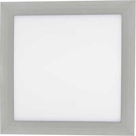Siberner eingebauter LED panel 300 x 300mm 18W Kaltweiß (0-10V)
