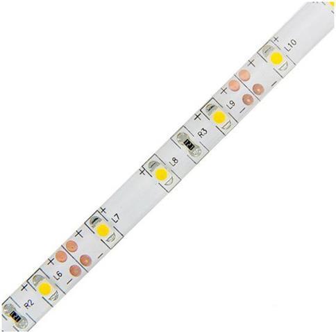 LED pás 4,8W / m bez krytia studená biela