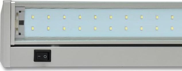 Ausklappbare LED Küchenleuchte 58cm 10W