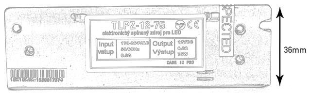 Ledko LED tischlampe leder schwarze typ 2 LEDKO/00466