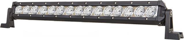 LED Arbeitsscheinwerfer 15x3W BAR 10-30V DC