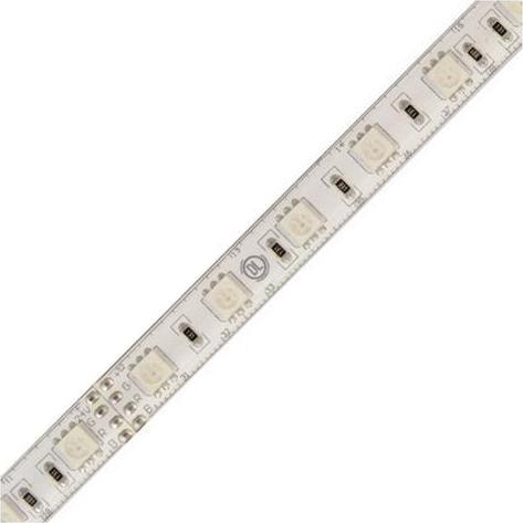 LED pás 14,4W / m bez krytia RGB