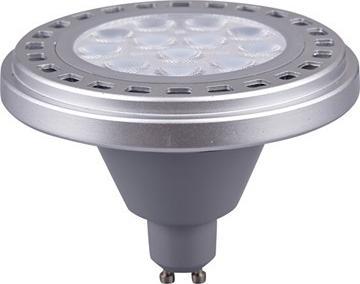 LED lampe AR111 GU10 12W Kaltweiß spot 45°