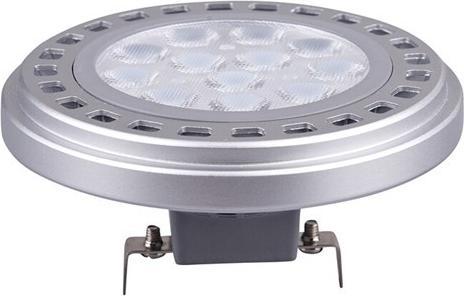 LED Lampe AR111 G53 12W Kaltweiß Spot 45°