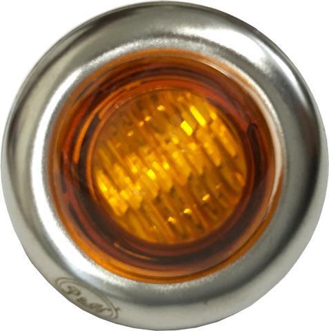 Signalizačné LED svietlo 0,15W oranžové