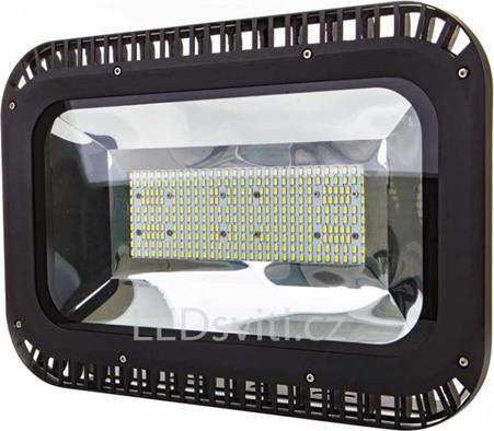 Schwarz LED Fluter 250W Tageslicht