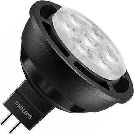 Philips dimmbarer LED lampe MR16 6,5W Warmweiß 24D