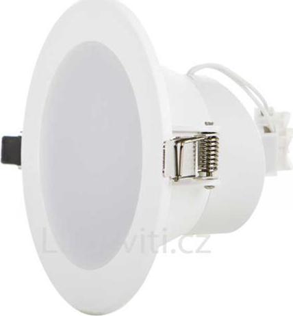 Einbauleuchte rund LED 15W 145mm Warmweiß IP63
