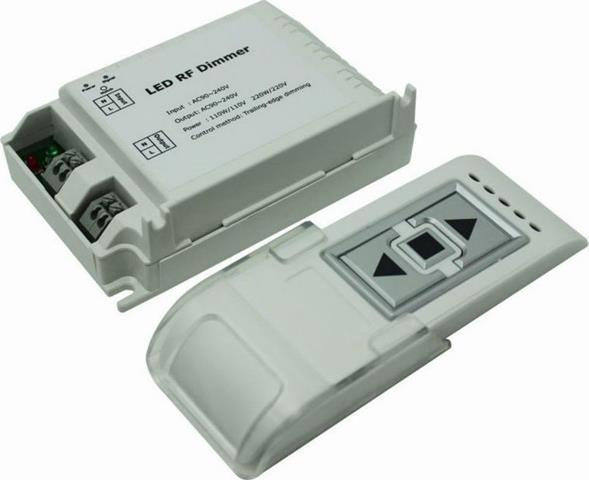 LED Dimmer 220W mit RF Controller