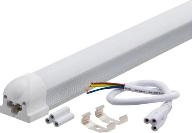 Dimmbare LED Küchenunterbauleuchte 150cm 24W T8 Tageslicht