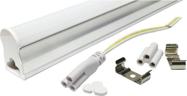 LED osvetlenie pod kuchynskú linku 30cm 4W T5 biela