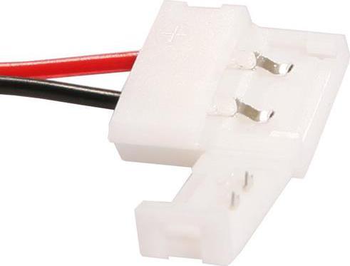Konektor + kabel LED streifen 8mm