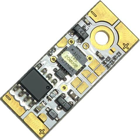 Tastdimmer ins Profil für LED Streifen 12V 10A max.120W