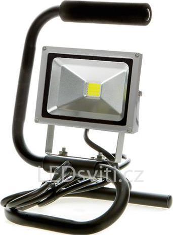 LED Strahler 20W mit Staender weisse