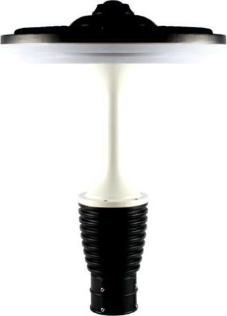 Schwarz-weiß LED Parkleuchte 60W Tageslicht