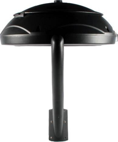 Schwarz LED Parkleuchte 60W Warmweiß