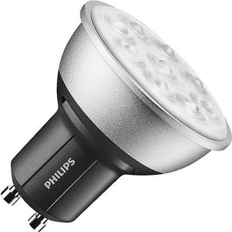Philips Dimmbare LED Lampe GU10 4,5W Warmweiß 25D