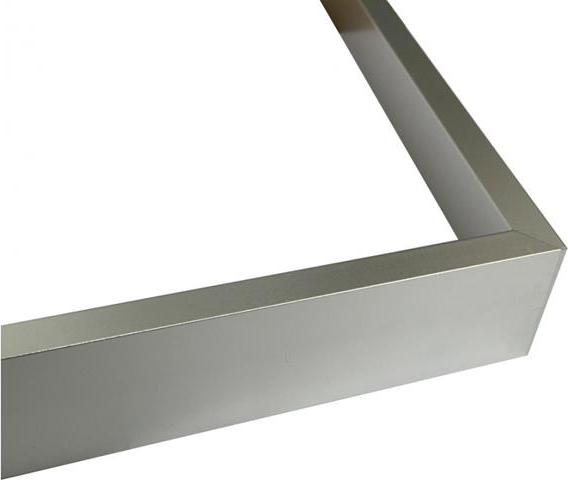 siberner led panel mit einem rahmen 300 x 1200mm 45w tageslicht gute leds de. Black Bedroom Furniture Sets. Home Design Ideas