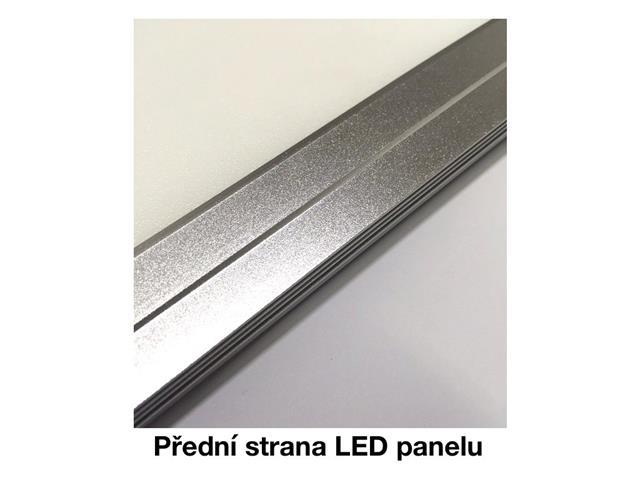 siberner decke led panel 600 x 1200mm 75w tageslicht gute leds de. Black Bedroom Furniture Sets. Home Design Ideas