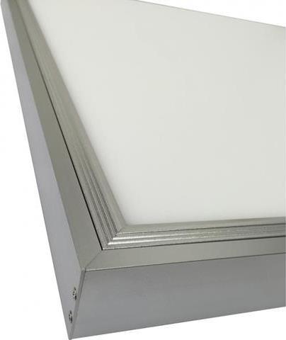 siberner led panel mit einem rahmen 600 x 1200mm 75w tageslicht gute leds de. Black Bedroom Furniture Sets. Home Design Ideas