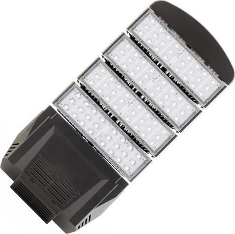 Schwenkbar LED Straßenbeleuchtung 180W Warmweiß
