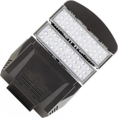 Schwenkbares LED strassen beleuchtung 50W Warmweiß
