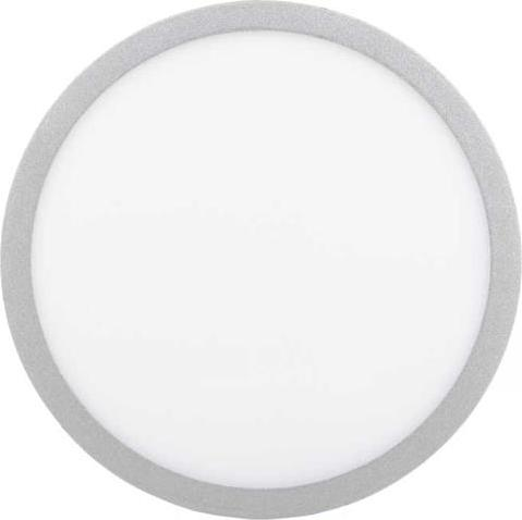 Silber Kreis Einbau-Panel 400mm 36W Kaltweiß