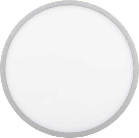 Silber rundes LED Einbaupanel 600mm 48W Tageslicht