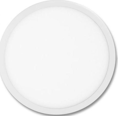 Weiß Kreis Einbau-Panel 600mm 48W Tageslicht