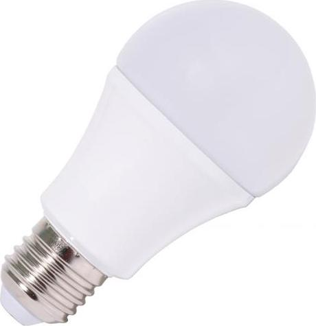 Dimmbar LED Lampe E27 9W Kaltweiß