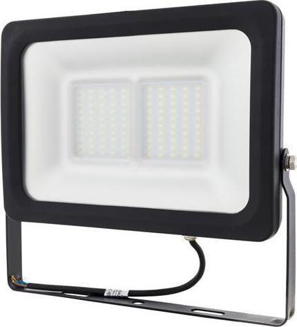 Čierný LED reflektor 20W venus 4500K