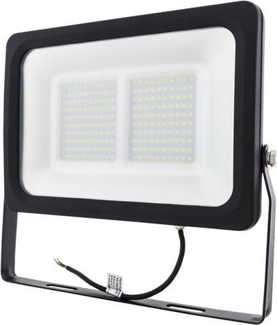 Schwarzer LED Strahler 100W venus 4500K