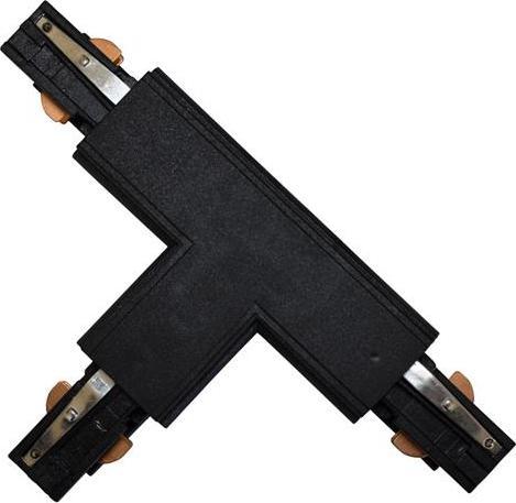 Verbindungsstück mit schwarz 3-phase streifen T
