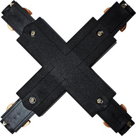Verbindungsstück mit schwarz 3-phase streifen X