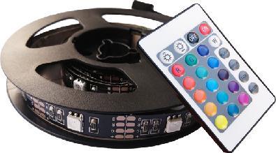 LED pás na zadnou stranu televizoru RGB s USB 8,7W