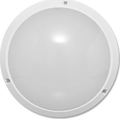 Weiße Wandleuchte 12W s HF senzor