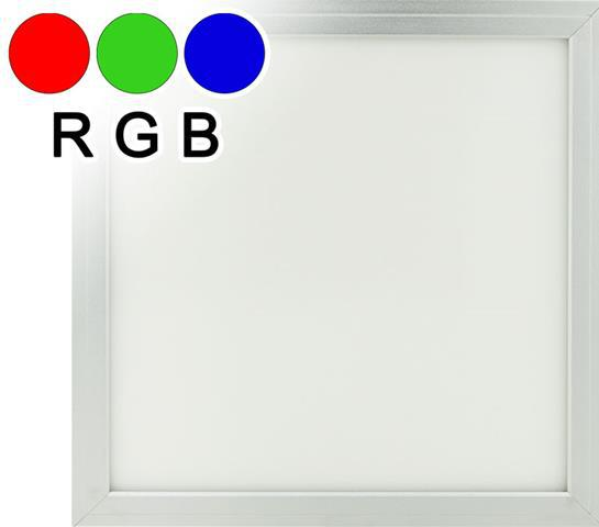 LED Deckenpanel RGB 300 x 300 mm 13W