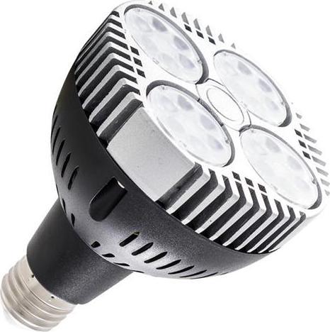 LED Lampe E27 35W im Rampenlicht Kaltweiß