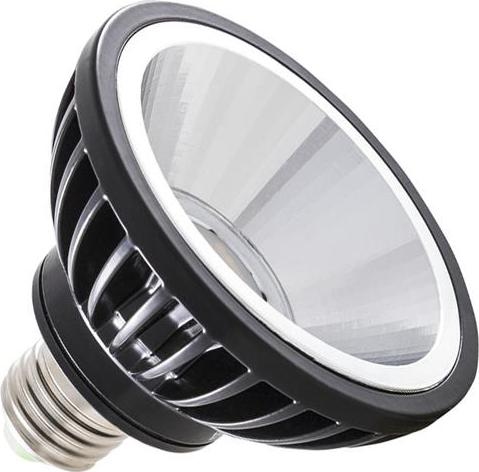 LED Lampe E27 12W im Rampenlicht Warmweiß