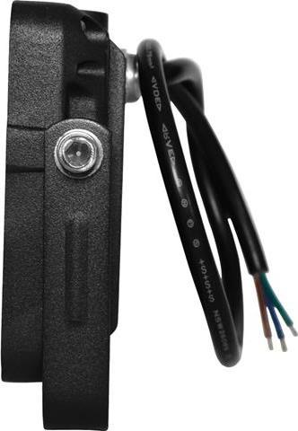 Schwarz LED reflektor RB 30W Warmweiß