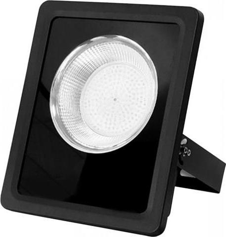 Schwarz LED reflektor 100W extra 5000K
