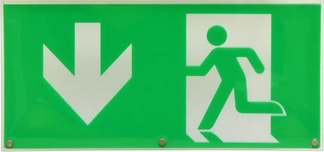 Piktogramm (pfeil nach unten)