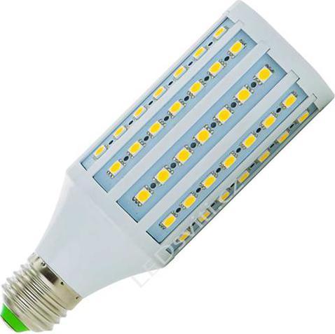 LED lampe E27 CORN 15W Kaltweiß