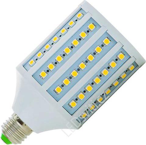 LED Lampe E27 CORN 20W Kaltweiß