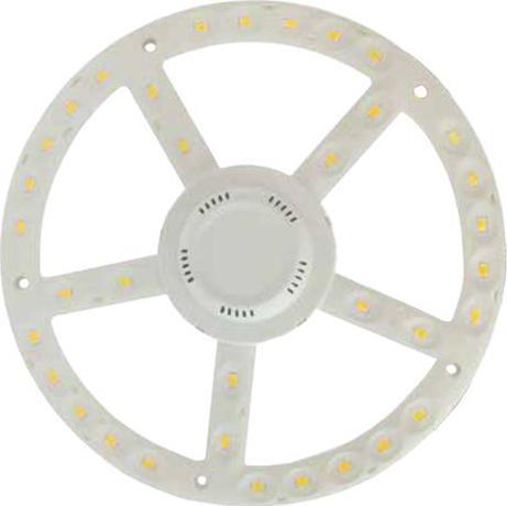 Magnetisch LED modul in der Leuchte 22W 270mm Warmweiß