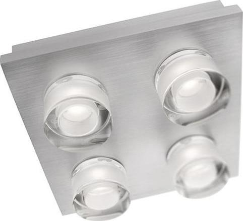 Philips LED Deckenleuchten 4x2w 37245/48/13