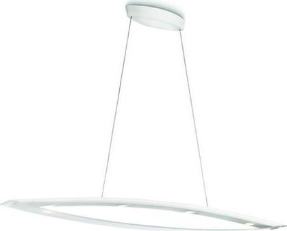 Philips LED ino Pendelleuchten weiß 4x6w sel 37369/31/16