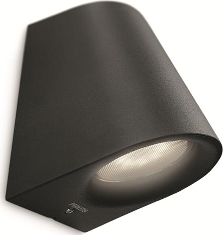 Philips LED virga Leuchte Außen Wand 3w selv 17287/30/16